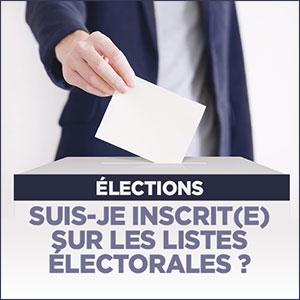 Suis-je-inscrit sur les listes électorales ?