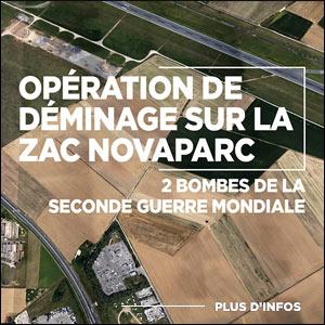 Une importante opération de déminage à Beauvais et à Tillé